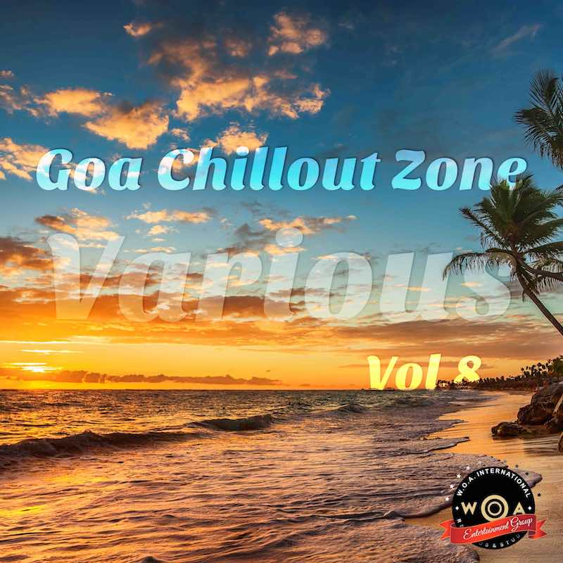 X-THC Goa Chillout Zone Vol 8