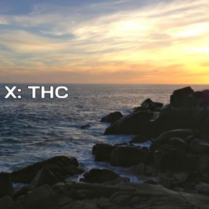 X: THC new cover