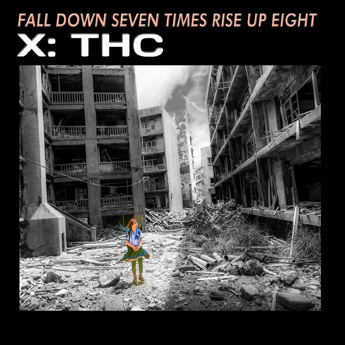 Fall Down Seven Times Rise Up Eight Album 2020 release